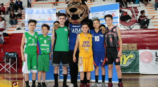 Presencia Amarilla en la final del Jr. NBA