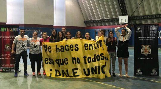 Las chicas del handball hicieron podio en Tandil