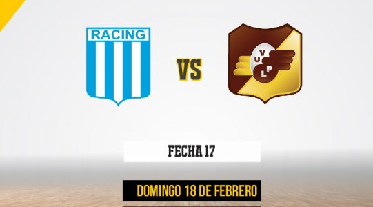 Historial Unión Vecinal vs Racing Club