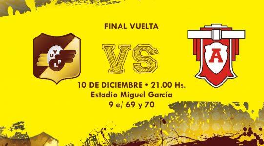 A empardar la final en el Miguel García