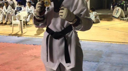 Gran tarea del Taekwondo en el Provincial de Pilar