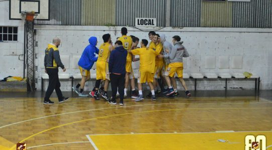 Unión arrancó los playoffs de la Junior con triunfo ante Gimnasia de Pergamino