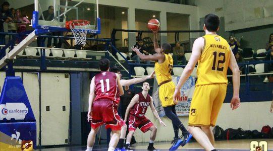 Unión venció a Atenas y quedó tercero en la Copa Foms Seguros
