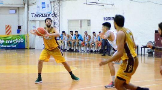 Unión se quedó con las manos vacías ante Zárate Basket