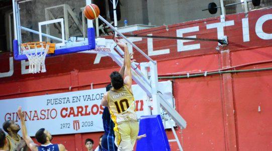 Unión cayó frente a Zárate Basket