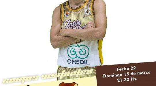 A cerrar la doble fecha como visitantes ante Zárate Basket